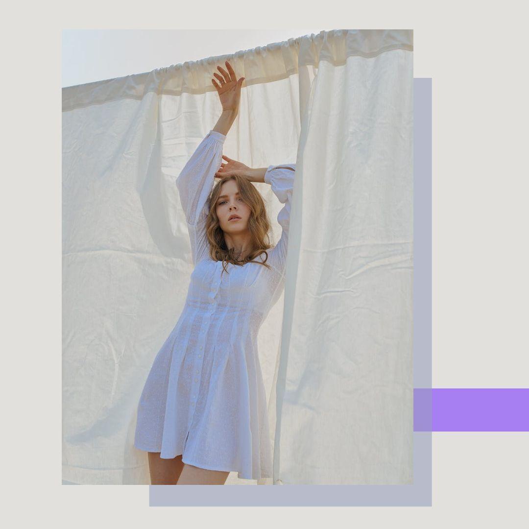 Biała sukienka na 6 sposobów. Odkryj jej świeże, wiosenne oblicze