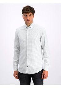 TOMMY HILFIGER - Tommy Hilfiger Tailored Koszula TT0TT05561 Biały Slim Fit. Kolor: biały