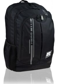 Czarny plecak ASTRA