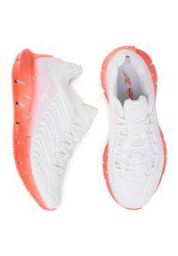 Białe buty sportowe Reebok