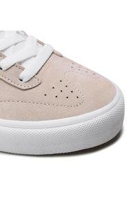 Beżowe buty sportowe Etnies