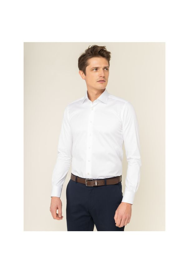 Biała koszula Emanuel Berg