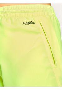 O'Neill Szorty kąpielowe Cali 0A3236 Żółty Regular Fit. Kolor: żółty #2
