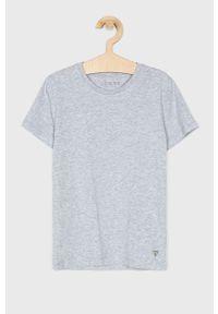 Szara piżama Guess Jeans melanż