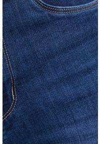 Answear Lab - Jeansy. Kolor: niebieski. Styl: wakacyjny