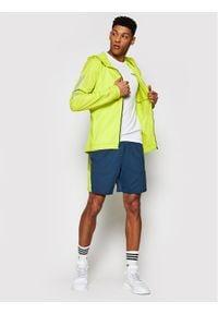 Adidas - adidas Wiatrówka Own the Run GJ9950 Żółty Regular Fit. Kolor: żółty. Sport: bieganie