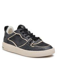 Guess Sneakersy Verona Low Sport FM5VEL FAL12 Szary. Kolor: szary