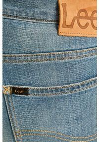 Niebieskie jeansy Lee #4