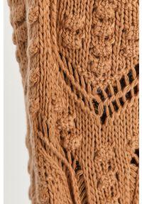 Sweter Answear Lab z długim rękawem, wakacyjny, długi