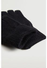 Mango Man - Rękawiczki Touch. Kolor: czarny