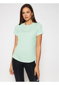 Zielona koszulka sportowa Under Armour