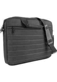 Czarna torba na laptopa UGO