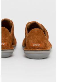Sneakersy Camper z cholewką, z okrągłym noskiem