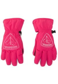 Rossignol - Rękawice narciarskie ROSSIGNOL - Jr Rooster G RLIYG09 Pink Fushia 374. Kolor: różowy. Materiał: poliester, materiał