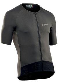 NORTHWAVE - Northwave Koszulka rowerowa Essence Jersey Short. Materiał: jersey