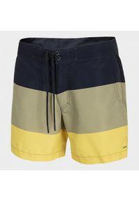 outhorn - Spodenki plażowe męskie. Materiał: tkanina, poliester