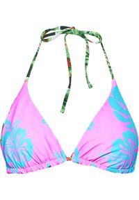 Góra bikini Guess w kolorowe wzory