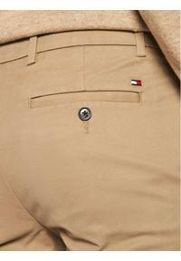 Beżowe spodnie TOMMY HILFIGER #5