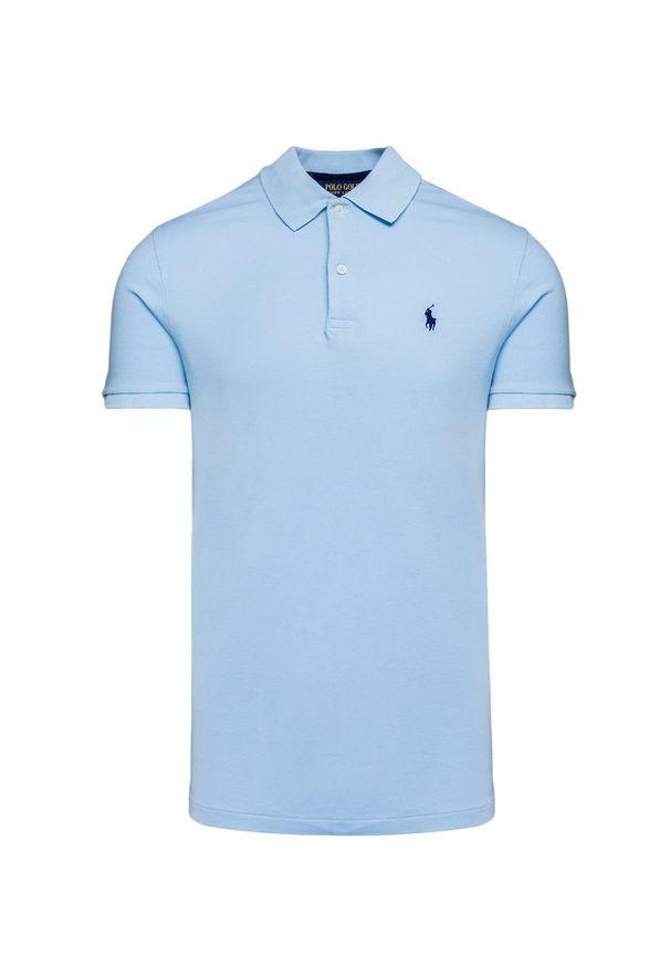 Koszulka polo Polo Golf Ralph Lauren sportowa, melanż