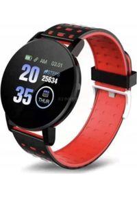 Zegarek smartwatch, sportowy