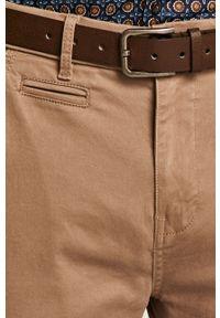 Beżowe spodnie medicine