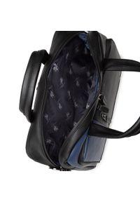 U.S. Polo Assn - Torba na laptopa U.S. POLO ASSN. - Charles Business Bag BEUHW5200MVP000 Black. Kolor: czarny. Materiał: skóra
