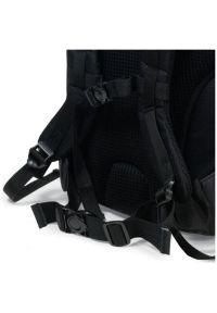 Czarny plecak na laptopa DICOTA w paski #6