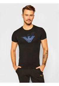 Czarny t-shirt Emporio Armani Underwear