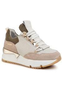Beżowe buty sportowe Togoshi