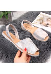Sandały El Pimpi eleganckie