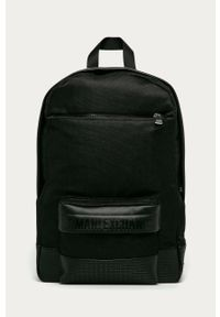 Czarny plecak Armani Exchange