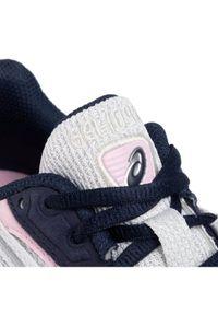 Białe buty sportowe Asics