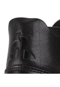 Czarne sneakersy Le Coq Sportif