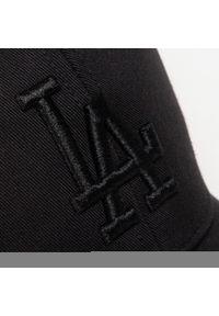 47 Brand - Czapka z daszkiem 47 BRAND - Mlb Los Angeles Dodgers Branson B-BRANS12CTP-BKA Black. Kolor: czarny. Materiał: materiał, bawełna, poliester