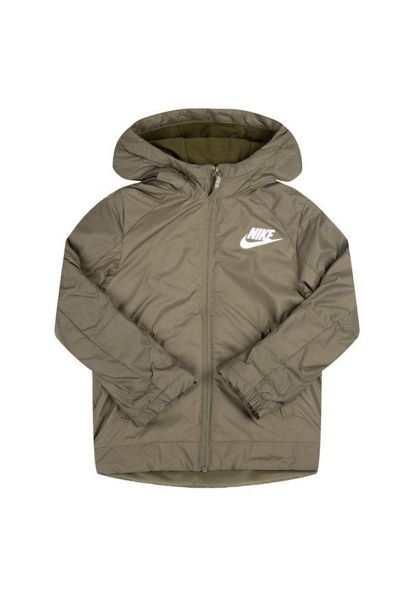 Zielona kurtka przejściowa Nike