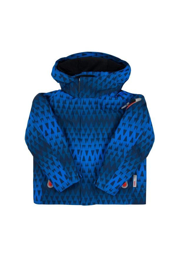 Niebieska kurtka narciarska Reima