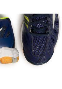 Niebieskie buty treningowe Mizuno z cholewką, Mizuno Wave