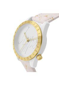 Hype - Zegarek HYPE - HYL002WG White. Kolor: biały