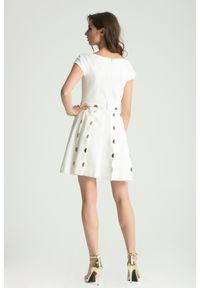 Sukienka Versace Collection mini, elegancka