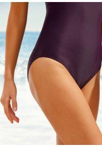 Kostium kąpielowy shape Level 1 bonprix lila. Kolor: fioletowy
