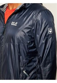 Niebieska kurtka przejściowa Jack Wolfskin