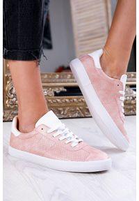 Różowe buty sportowe IVET na co dzień