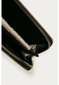 Złoty portfel Nobo gładki