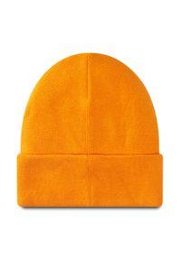 Quiksilver - Czapka QUIKSILVER - EQYHA03241 NKP0. Kolor: pomarańczowy. Materiał: materiał, akryl