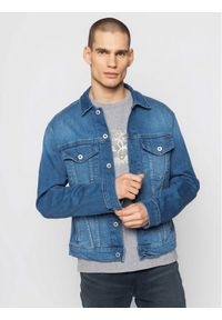 Niebieska kurtka jeansowa Pepe Jeans