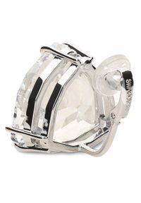 Swarovski Kolczyk Mec Tril 5600752 Srebrny. Materiał: srebrne. Kolor: srebrny #3