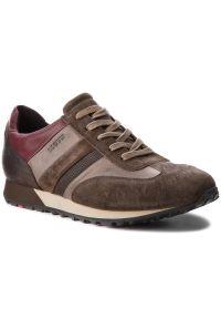 Brązowe sneakersy Lloyd