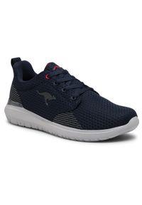 Niebieskie buty treningowe KangaRoos