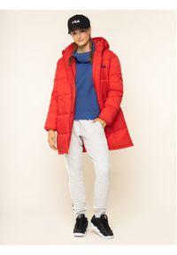 Czerwona kurtka zimowa Fila