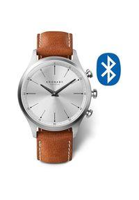 Kronaby Wodoodporny podłączony zegarek Sekel A1000-3125. Styl: retro